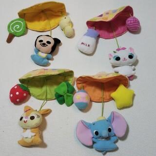 タカラトミー(Takara Tomy)のやわらかガラガラメリーデラックス 人形のみ(オルゴールメリー/モービル)