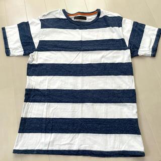 センスオブプレイスバイアーバンリサーチ(SENSE OF PLACE by URBAN RESEARCH)のSENSEOFPLACE by URBANRESEARCH ボーダーTシャツ(Tシャツ(半袖/袖なし))