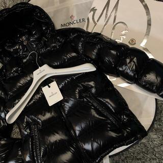 MONCLER - モンクレール 国内正規品 MAYA サイズ1 ブラック DISTタグ 新品未使用