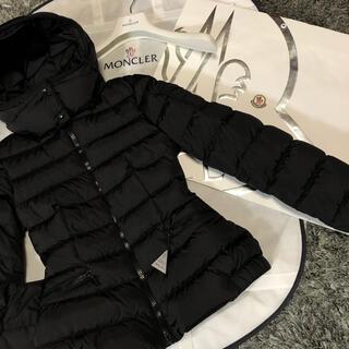 モンクレール 正規品 SABY サイズ00 ブラック