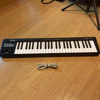 A-49 BK midi キーボード(MIDIコントローラー)