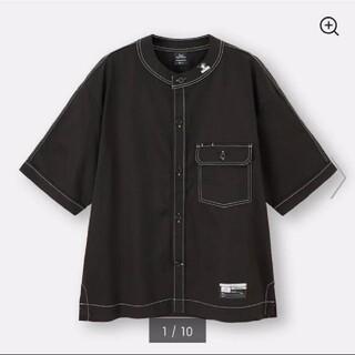GU ミハラヤスヒロ ベースボールシャツ