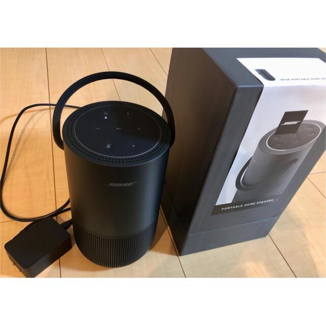 BOSE(ボーズ)のBOSE-PORTABLE HOME SPEAKER スマホ/家電/カメラのオーディオ機器(スピーカー)の商品写真