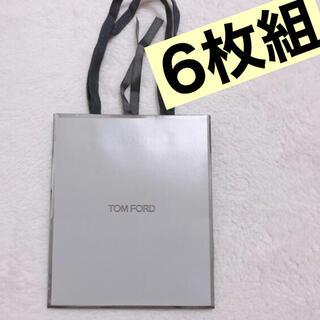 TOM FORD - 6枚セット TOM FORD トムフォード ショッパー 紙袋 ショプ袋