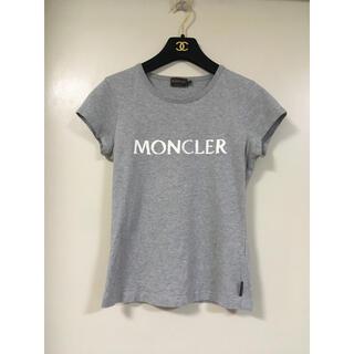 MONCLER - MONCLER Tシャツ グレー スプリームズ 半袖