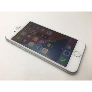 アップル(Apple)の美品 SIMフリーdocomo iPhone8 64GB シルバー 150(スマートフォン本体)