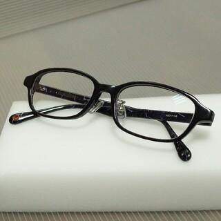 BEAMS - [美品/BEAMS DESIGN]黒縁✕デミ柄メガネ