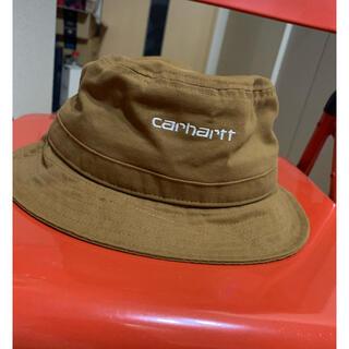 カーハート(carhartt)のCarhartt バケットハット ブラウン(ハット)