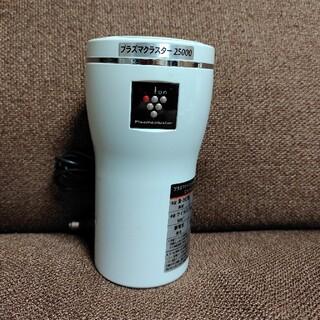 シャープ(SHARP)のシャープ SHARP プラズマクラスターイオン発生機 IG-CC15-W(車内アクセサリ)