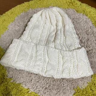 【イギリス製♪】綿100% サマーニット帽(ニット帽/ビーニー)