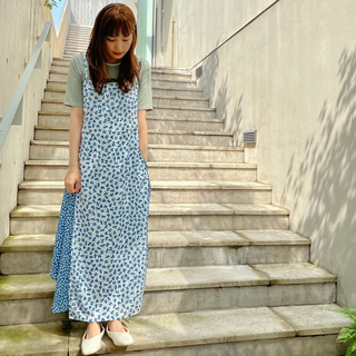 emmi atelier - 【新品・タグ付】emmi キャミワンピース