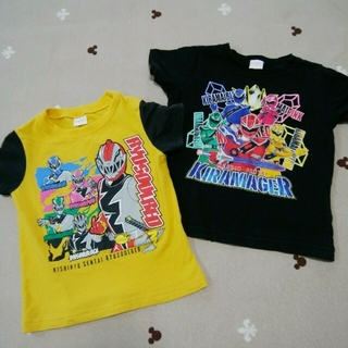 バンダイ(BANDAI)の戦隊モノ Tシャツ セット(Tシャツ/カットソー)