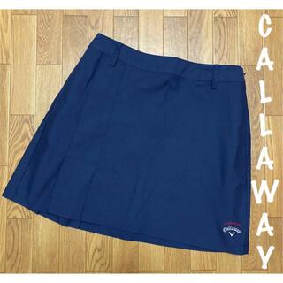 Callaway - 美品⛳️キャロウェイ ストレッチ プリーツスカート  レディース  ゴルフウェア
