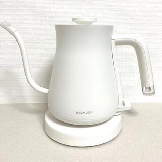 BALMUDA - バルミューダ 電気ケトル ホワイト