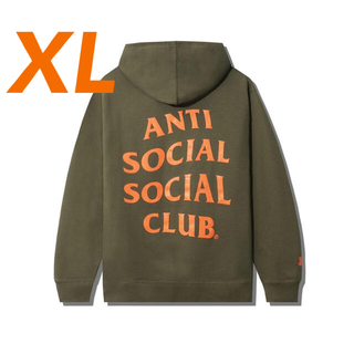 ASSC × Undefeated Paranoid Olive Hoodi (パーカー)