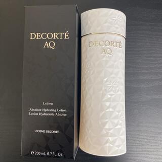 COSME DECORTE - COSME DECORTE コスメデコルテ AQ ローション  200ml