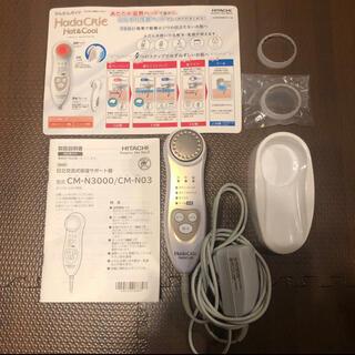 ヒタチ(日立)のHITACHI ハダクリエ Hot&Cool日立 CM-N3000(フェイスケア/美顔器)