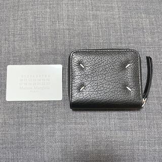 マルタンマルジェラ(Maison Martin Margiela)のメゾンマルジェラ MAISON MARGIELA コインケース 財布 ブラック(コインケース)