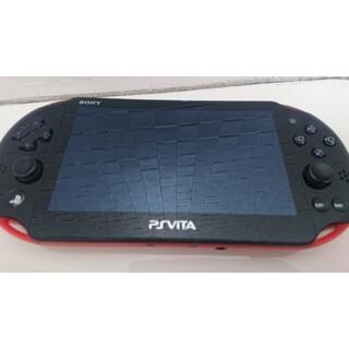 プレイステーションヴィータ(PlayStation Vita)の【やどんちゃん様専】PSVita PCH-2000及び1100(携帯用ゲーム機本体)