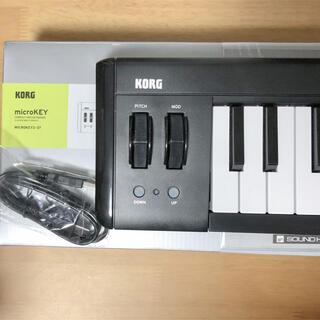 コルグ(KORG)のKORG ( コルグ )  microKEY2-37 MIDIキーボード USB(MIDIコントローラー)