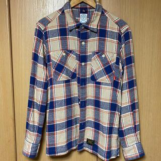 ダブルタップス(W)taps)のWTAPS EX30 UNIONチェックシャツ(シャツ)
