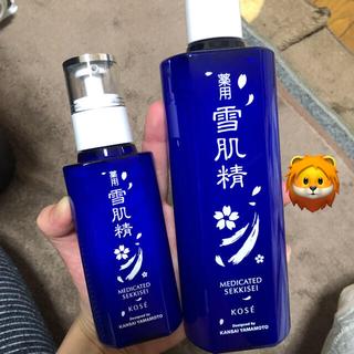 セッキセイ(雪肌精)の雪肌精化粧水360ml乳液140mlセット(化粧水/ローション)