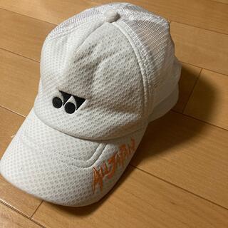 ヨネックス(YONEX)のヨネックス オールジャパン入りキャップ(ウェア)
