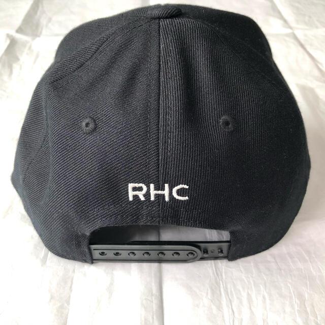 Ron Herman(ロンハーマン)の《新品未使用》 ロンハーマン Ron Herman キャップ  ブラック  メンズの帽子(キャップ)の商品写真