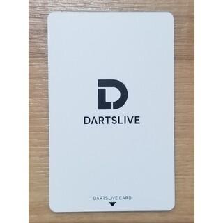非売品 D white   ダーツライブカード