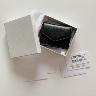 マルタンマルジェラ(Maison Martin Margiela)のMaison Margiela メゾンマルジェラ 財布 ミニウォレット(財布)