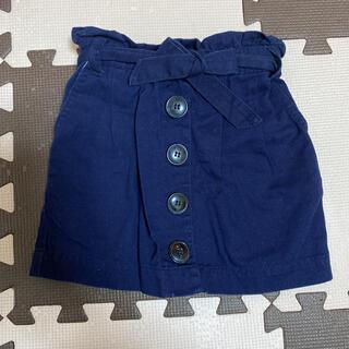 ブリーズ(BREEZE)のBREEZE 女の子 スカート 90 ブリーズ(スカート)