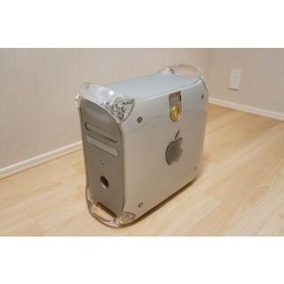 アップル(Apple)のApple Power Mac G4 Quick Silver 933MHz(デスクトップ型PC)