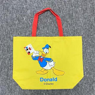 Disney - Disney ドナルド トートバッグ  タグ付き未使用