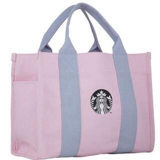 Starbucks Coffee - 国内未発売 スターバックス 台湾 トートバッグ さくら