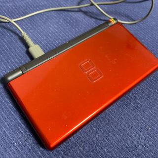 ニンテンドーDS(ニンテンドーDS)のDS lite クリムゾンレッド ソフトセット(携帯用ゲーム機本体)