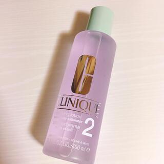 CLINIQUE - CLINIQUE 拭き取り化粧水2 新品