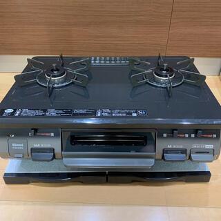 リンナイ(Rinnai)のリンナイ・ガステーブル・RTE64BK2L(RT64JH2)2020年製 美品(調理機器)