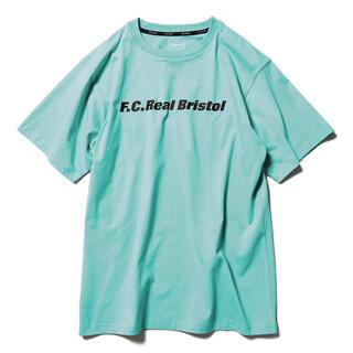 エフシーアールビー(F.C.R.B.)のL 水色 FCRB 21SS AUTHENTIC TEAM LOGO TEE(Tシャツ/カットソー(半袖/袖なし))