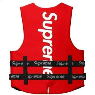 シュプリーム(Supreme)のSupreme O Brien Life Vest Red ライフ ベスト 赤(その他)