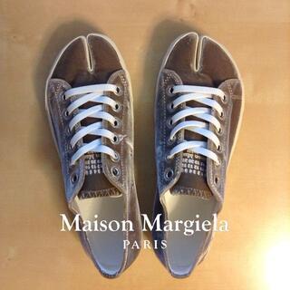 マルタンマルジェラ(Maison Martin Margiela)の新品 41 19aw マルジェラ タビ スニーカー 330(スニーカー)