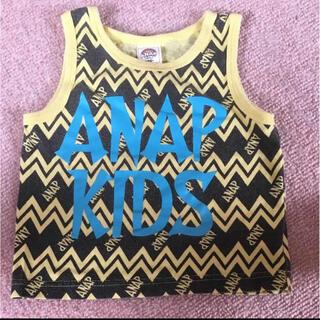 アナップキッズ(ANAP Kids)のアナップキッズ ANAP トップス ノースリーブ 子供服(Tシャツ/カットソー)