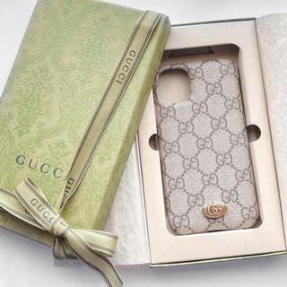 グッチ(Gucci)のGUCCI スマホケース(iPhoneケース)