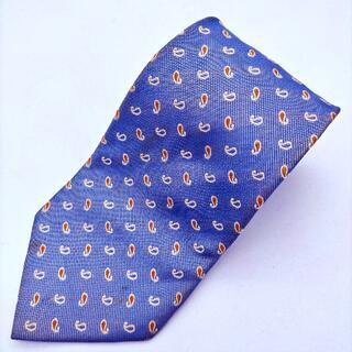BURBERRY LONDON バーバリー ネクタイ 水色 チェック ブランド