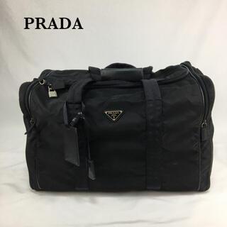 プラダ(PRADA)のPRADA プラダ 大容量 ボストンバック メンズ レディースショルダーバッグ(ボストンバッグ)
