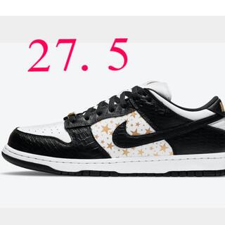シュプリーム(Supreme)のSupreme Nike SB Dunk Low Black 9.5 27.5(スニーカー)