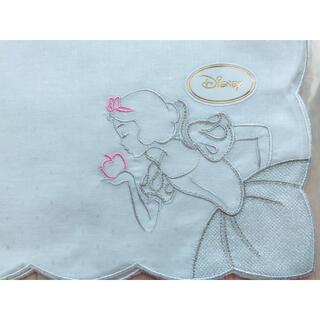 ディズニー(Disney)の【新品未使用】ディズニー×ブルーミング中西 限定ブライダルハンカチ 白雪姫(ハンカチ)