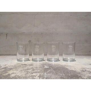 ステューシー(STUSSY)のSTUSSY Livin GENERAL STORE ガラスグラス タンブラー (グラス/カップ)