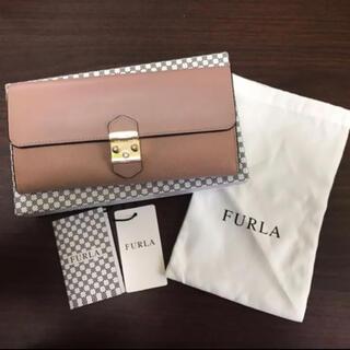 Furla - FURLA メトロポリス 長財布 moonstone