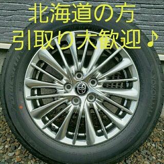 トヨタ - 【新品】トヨタ アルファード 純正 タイヤ/ホイール 4本セット