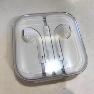 Apple - iPhone  イヤホン 純正 Apple
